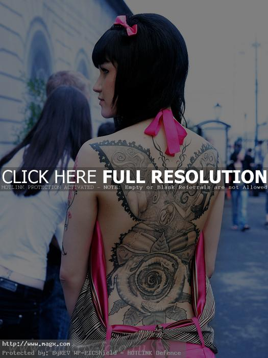 8 Bizarre but Beautiful Stylish Tattoos to Make You Unique