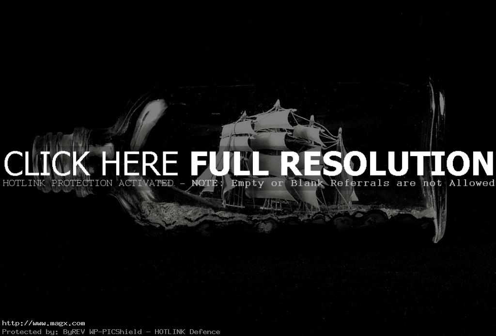 ship in bottle1 Fascinating Ships in a Bottle