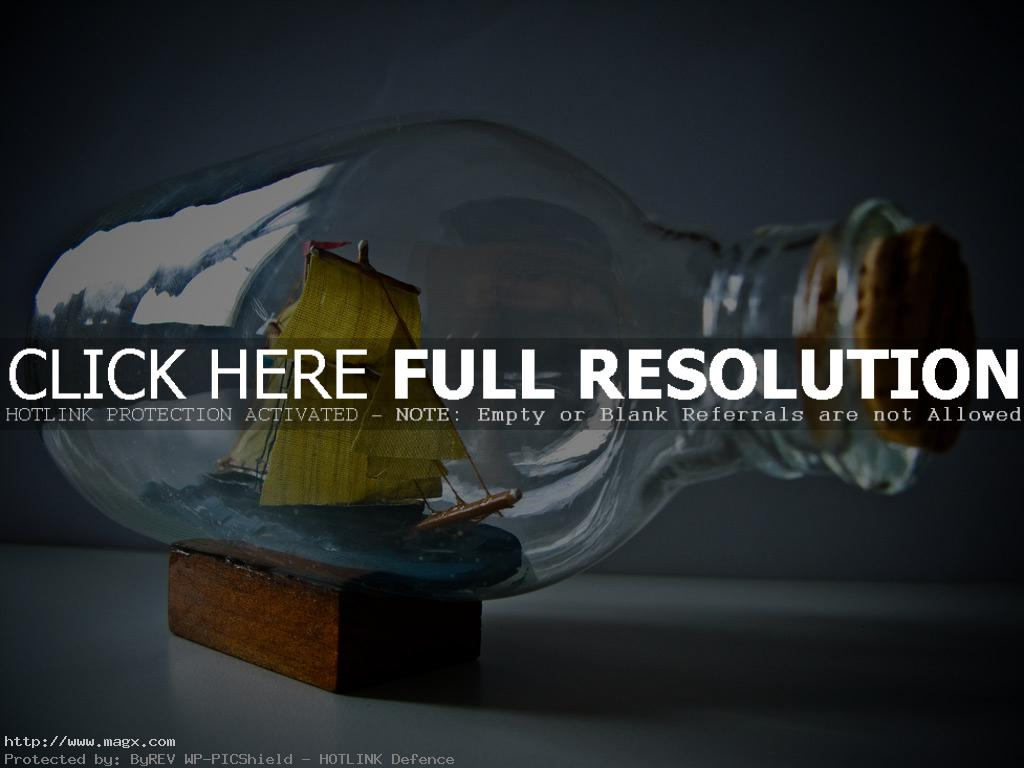 ship in bottle12 Fascinating Ships in a Bottle