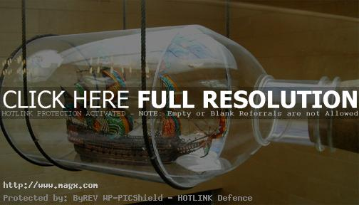 ship in bottle3 Fascinating Ships in a Bottle