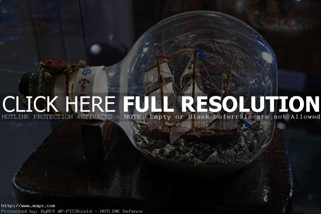ship in bottle4 Fascinating Ships in a Bottle