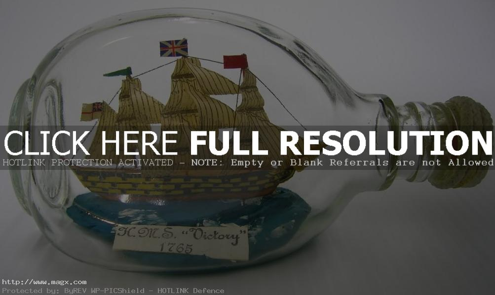 ship in bottle5 Fascinating Ships in a Bottle