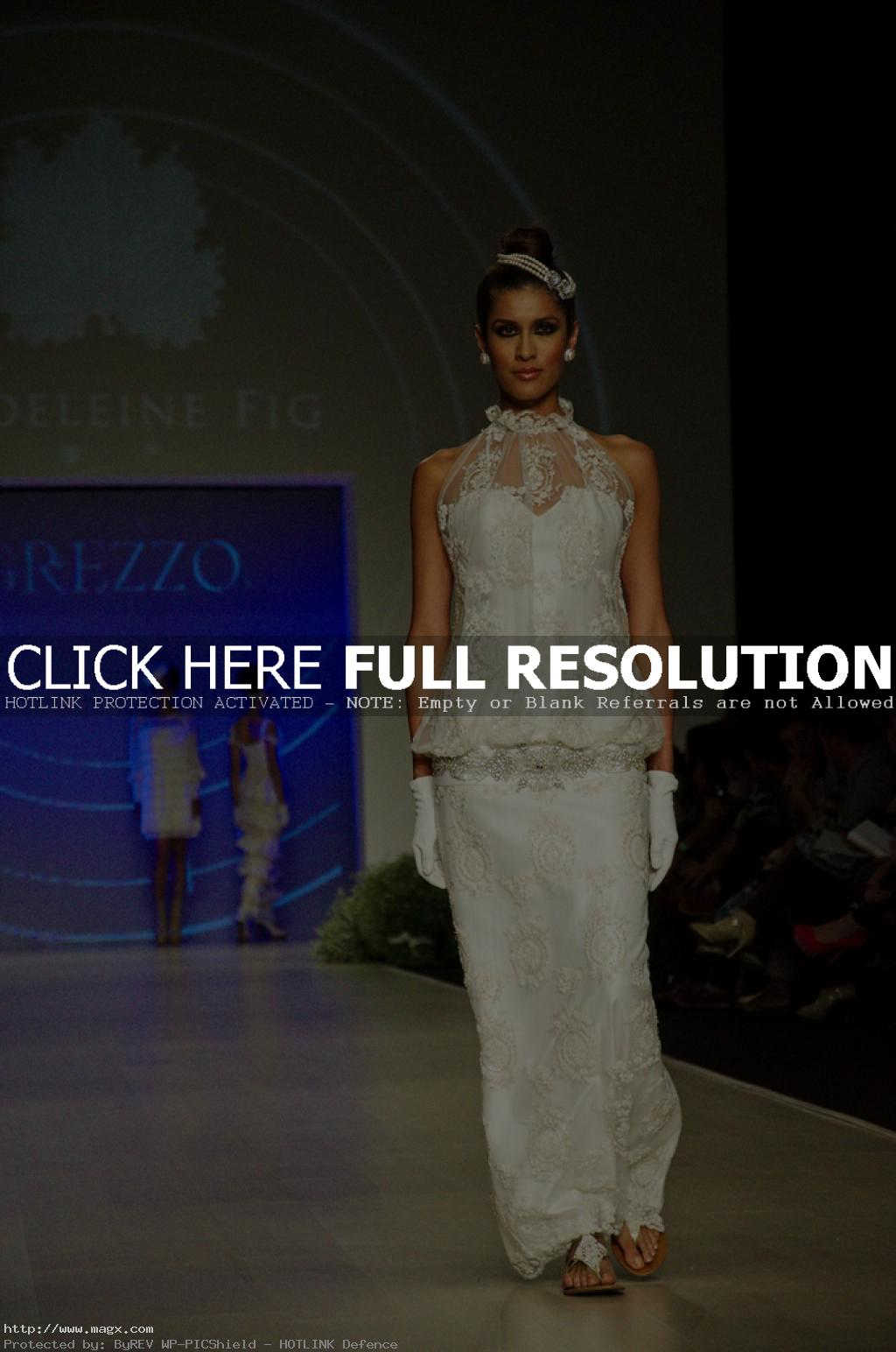 intermoda14 Intermoda Bridal Trends 2013