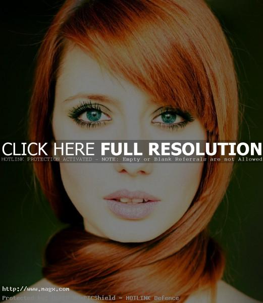 redhead hair17 Redhead Girls Are So Attractive