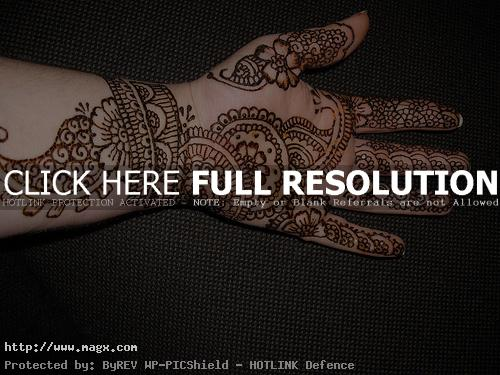 mehndi designs2 Traditional Mehndi Designs
