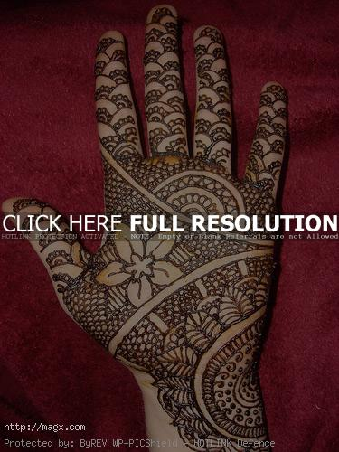 mehndi designs4 Traditional Mehndi Designs