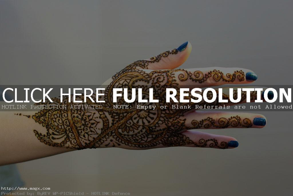 mehndi designs7 Traditional Mehndi Designs