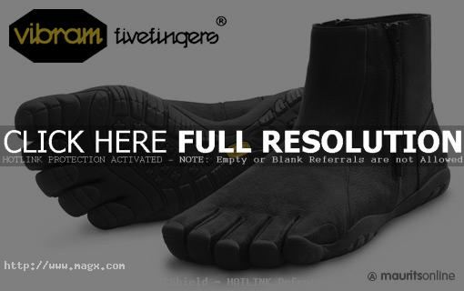 fivefinger shoes1 Vibram Five Fingers Alternative Shoes