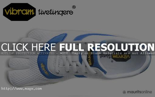 fivefinger shoes2 Vibram Five Fingers Alternative Shoes