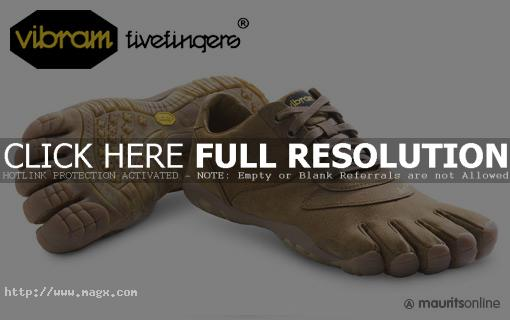 fivefinger shoes3 Vibram Five Fingers Alternative Shoes