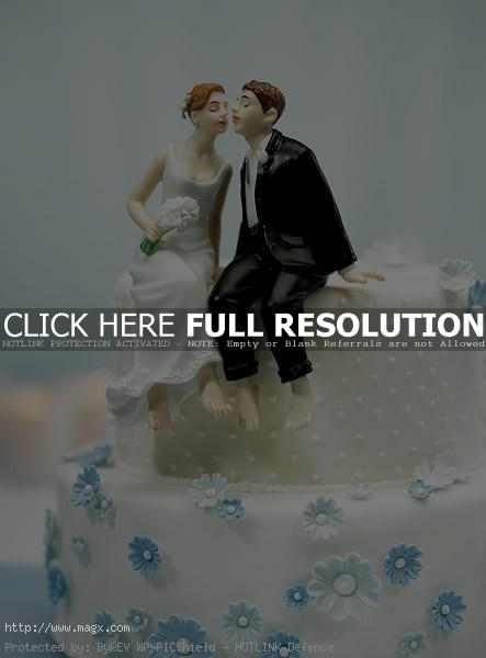 wedding cakes toppers4 Best Wedding Cake Toppers