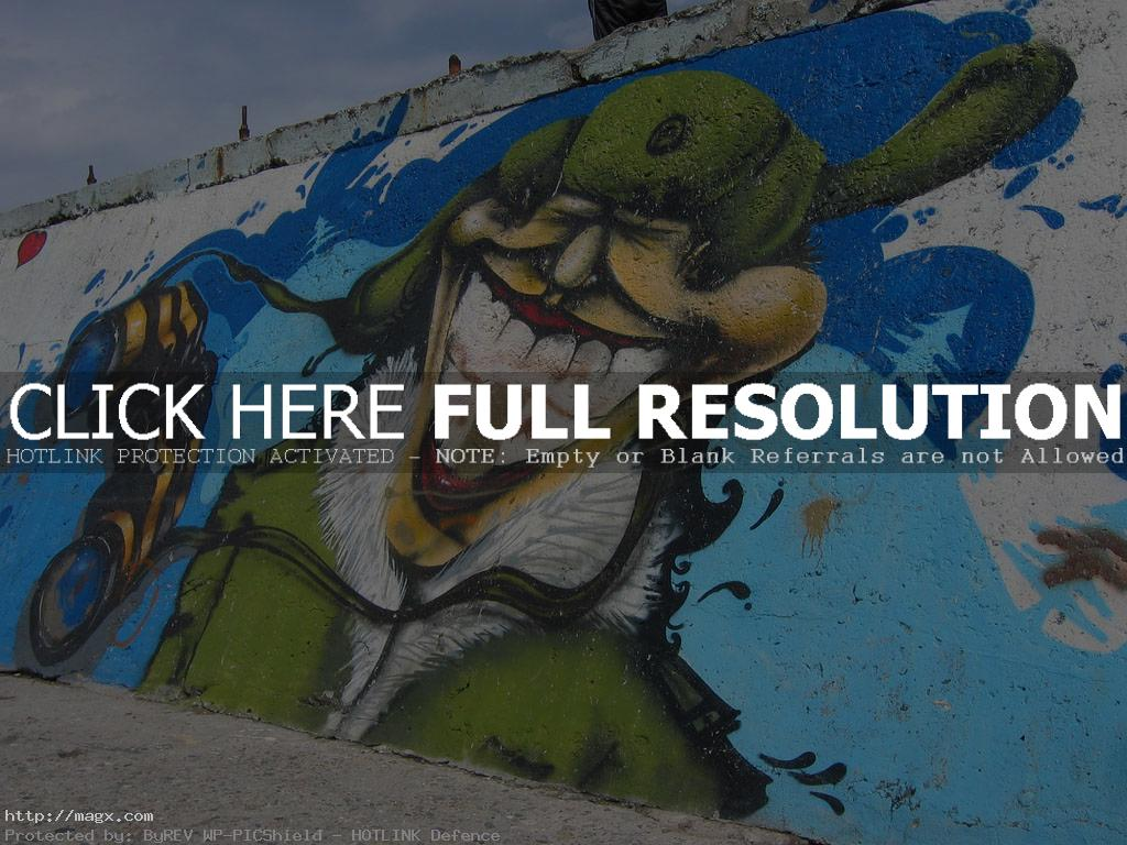 graffiti art9 The Best Graffiti Art Inspiration
