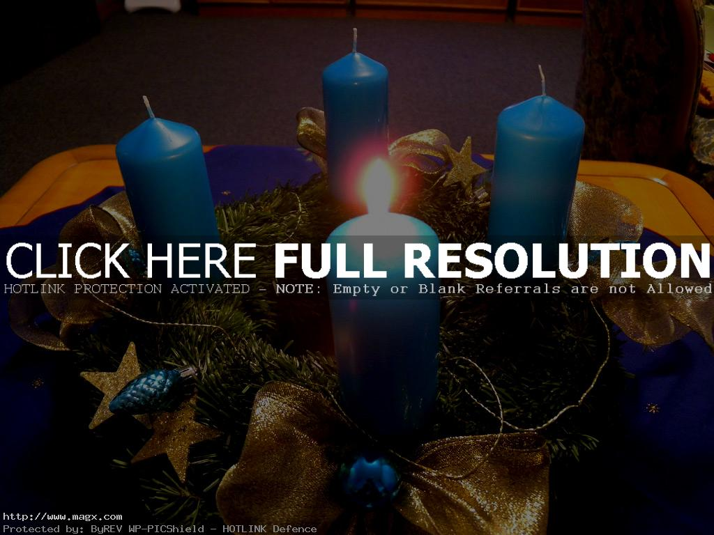 advent wreath6 The Catholic Tradition   Advent Wreath