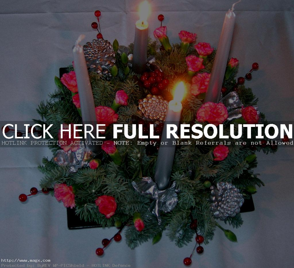 advent wreath7 The Catholic Tradition   Advent Wreath
