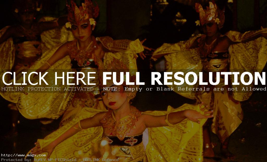 bali dance Traditional Balinese Dance