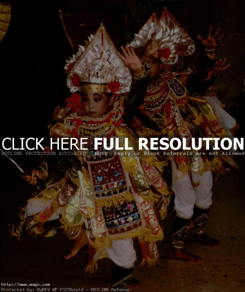 bali dance10 Traditional Balinese Dance