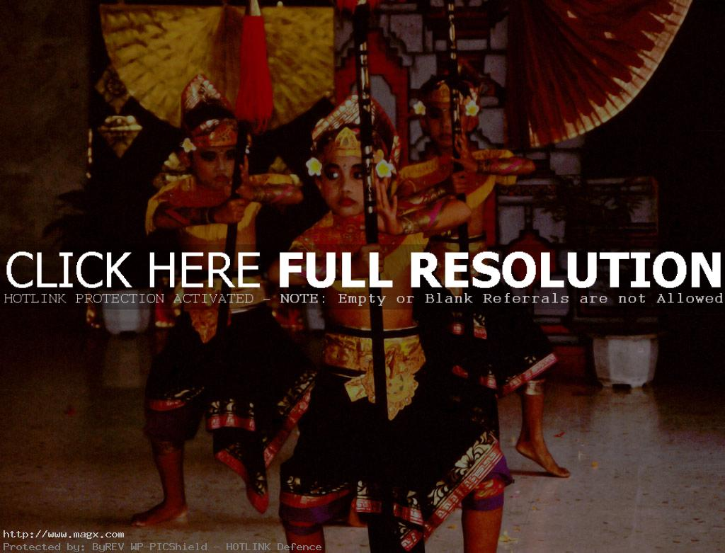 bali dance11 Traditional Balinese Dance