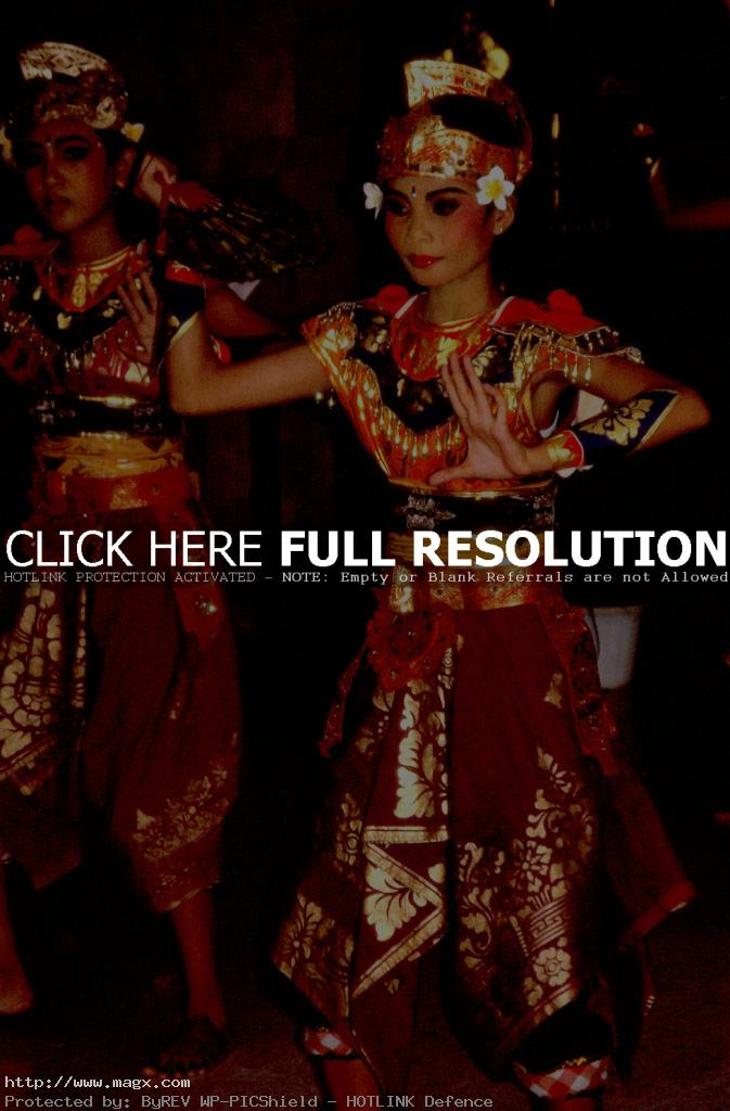bali dance4 Traditional Balinese Dance