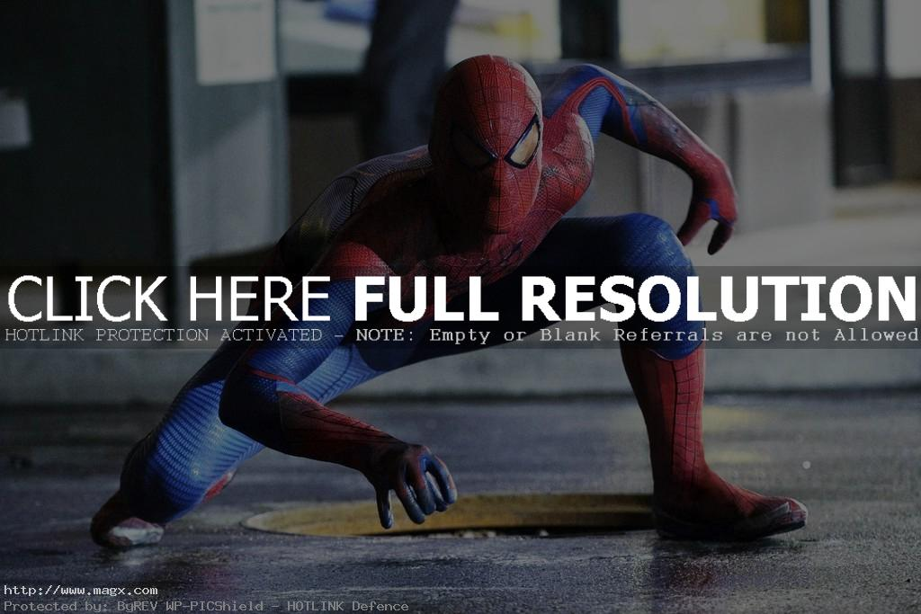 amazing spider man The Amazing Spiderman is Back in 3D