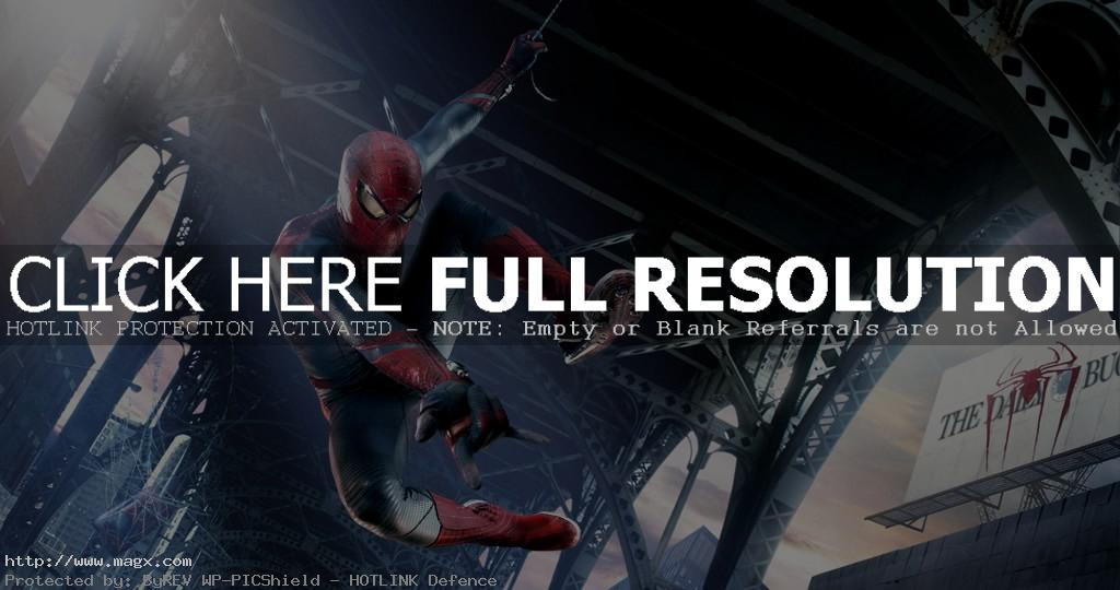 amazing spider man4 The Amazing Spiderman is Back in 3D