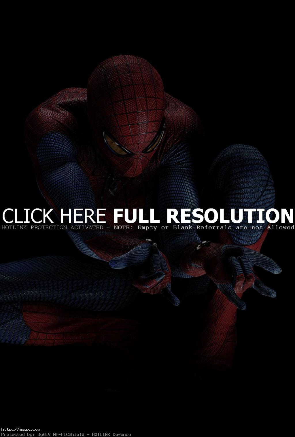amazing spider man5 The Amazing Spiderman is Back in 3D