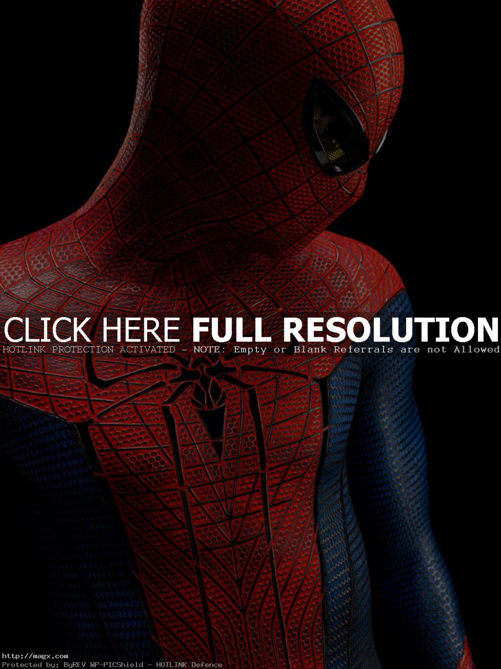 amazing spider man6 The Amazing Spiderman is Back in 3D
