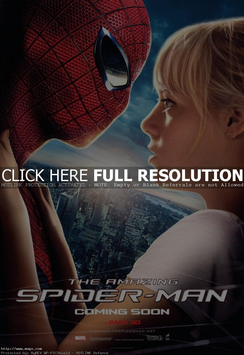 amazing spider man7 The Amazing Spiderman is Back in 3D