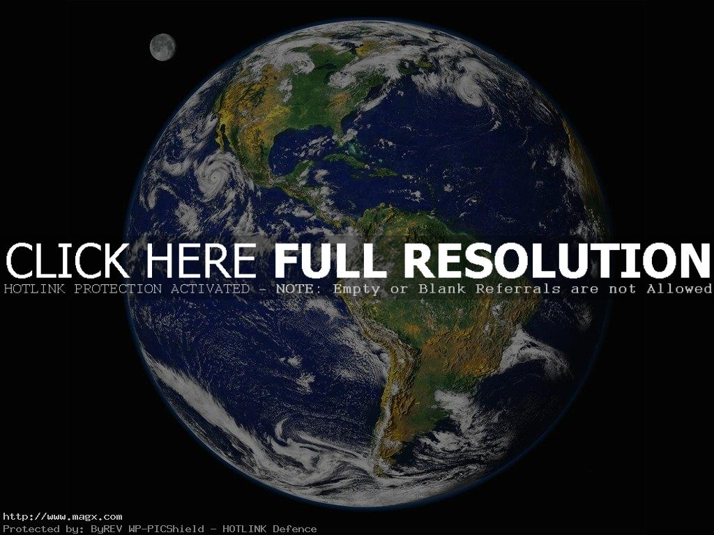 earth from space2 Earth from Outer Space