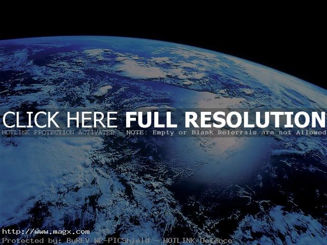 earth from space4 Earth from Outer Space