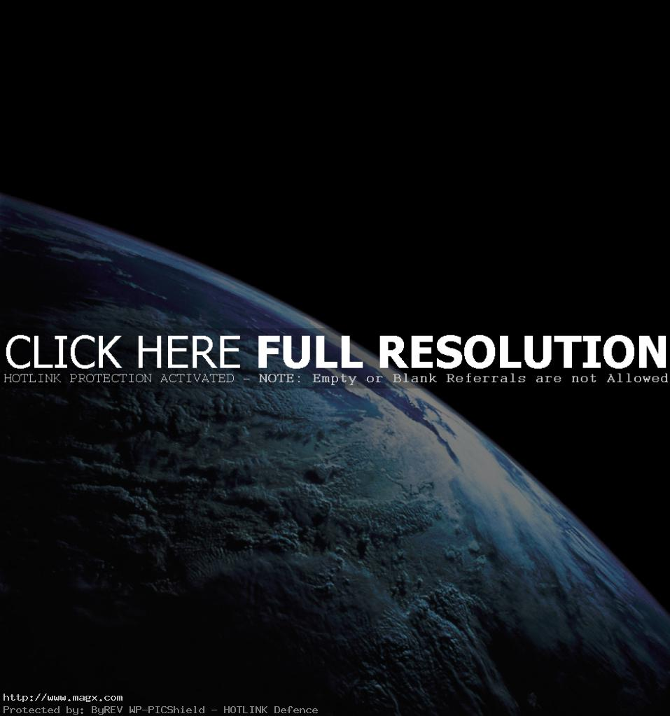 earth from space6 Earth from Outer Space