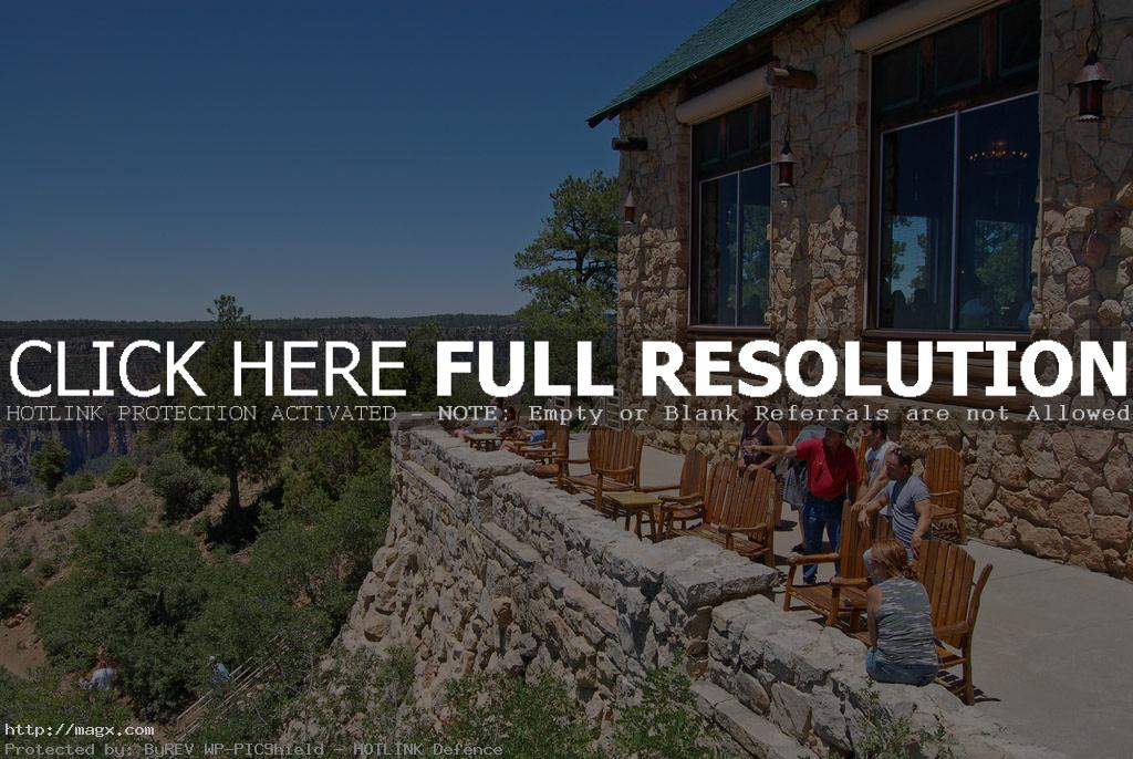 grand canyon lodge4 Grand Canyon Lodge North Rim