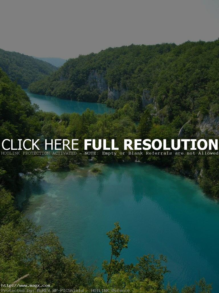 plitvice1 Plitvice Lakes   Croatias National park