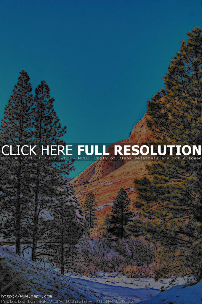 zion national park11 The Spectacular Zion National Park in Utah