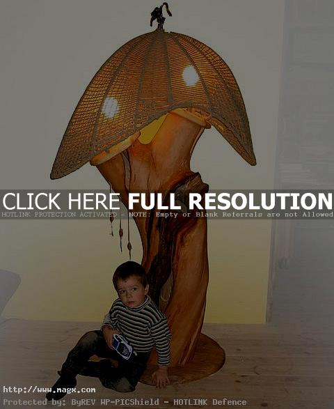 wooden lamp Wooden Lamps   Nature Form Furniture