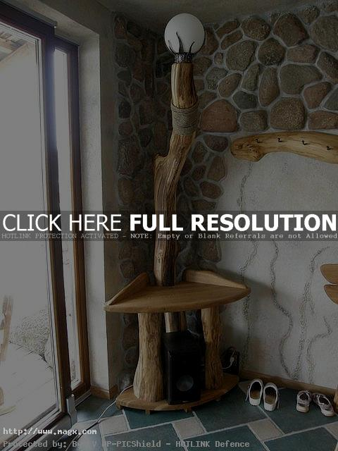 wooden lamp1 Wooden Lamps   Nature Form Furniture