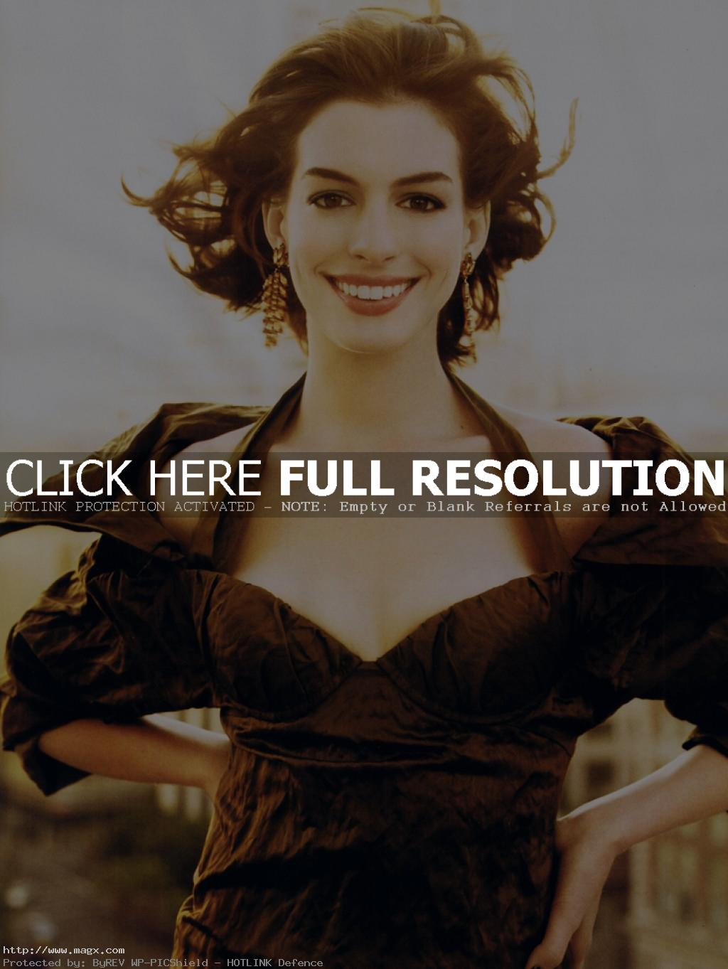 anne hathaway10 Anne Hathaway Biography and Hot Photos