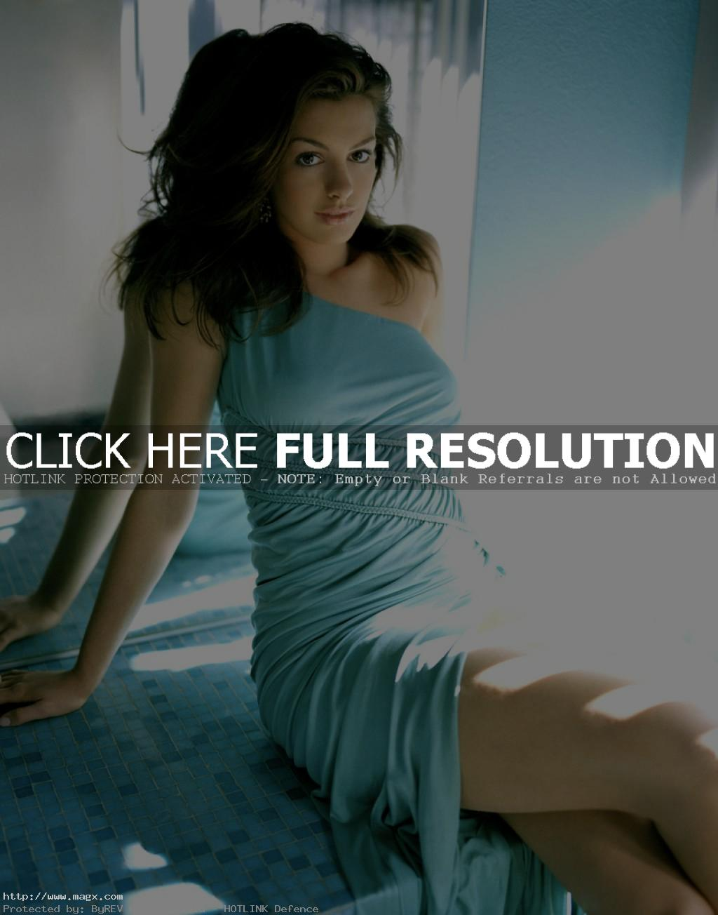 anne hathaway11 Anne Hathaway Biography and Hot Photos