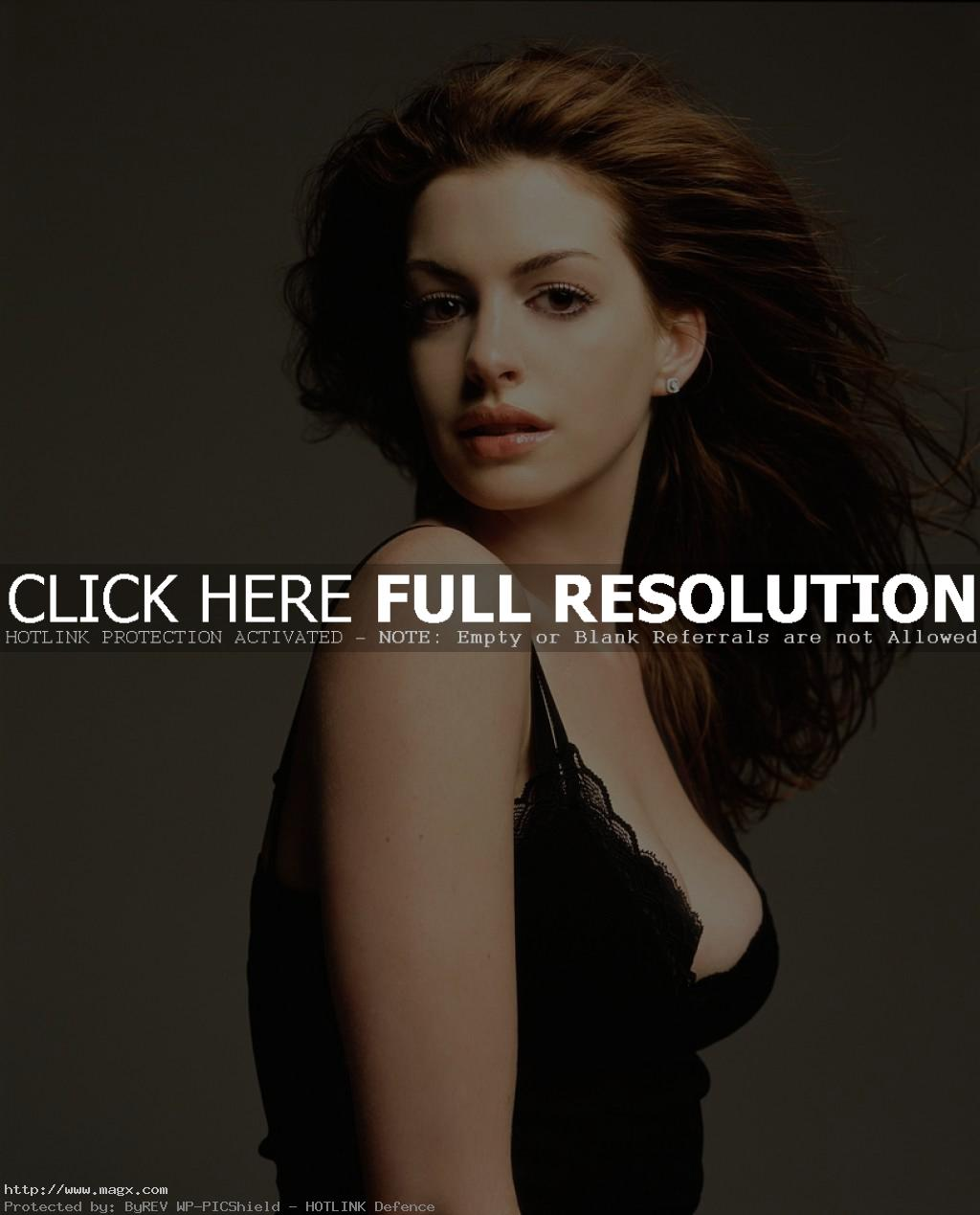 anne hathaway2 Anne Hathaway Biography and Hot Photos