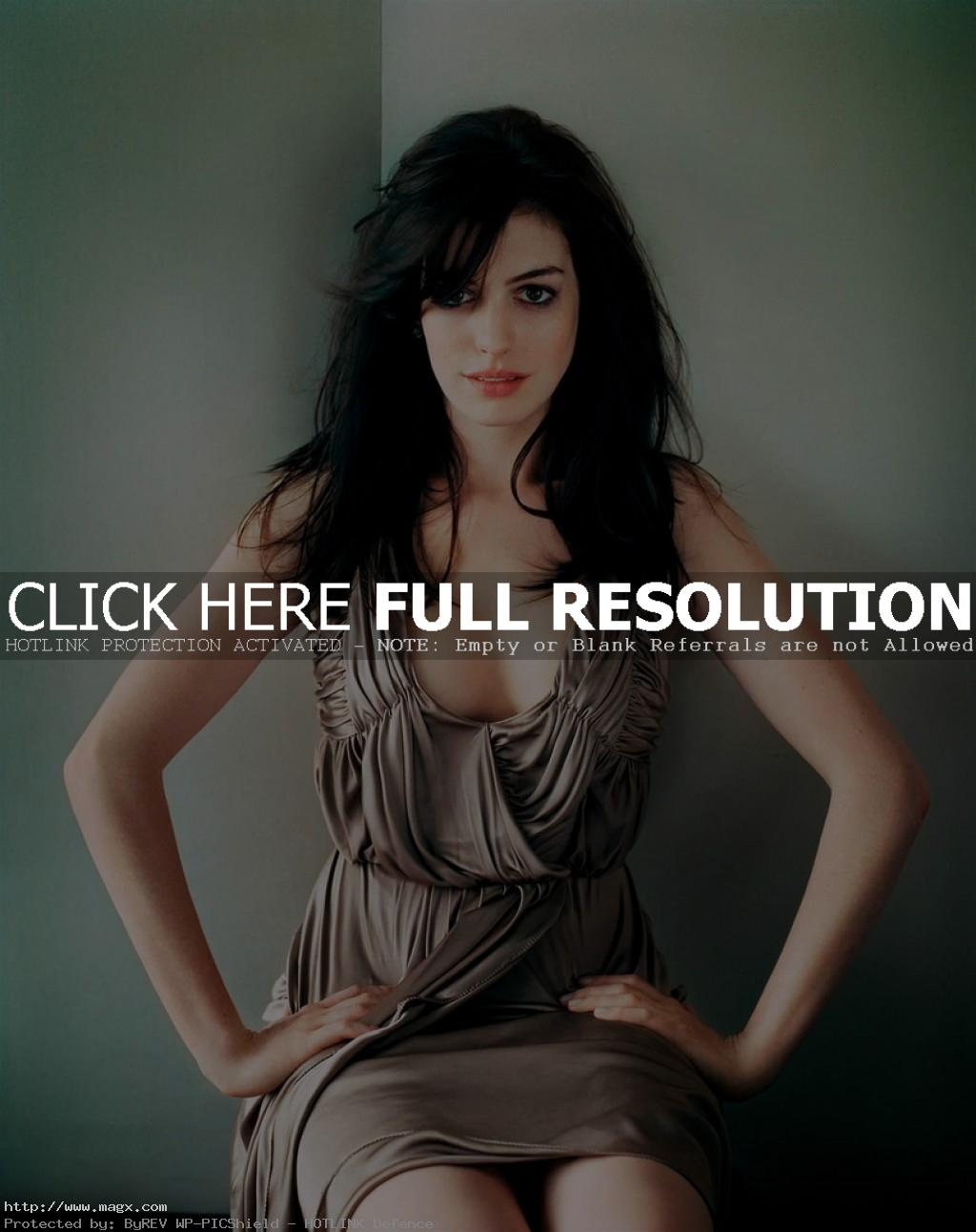 anne hathaway3 Anne Hathaway Biography and Hot Photos