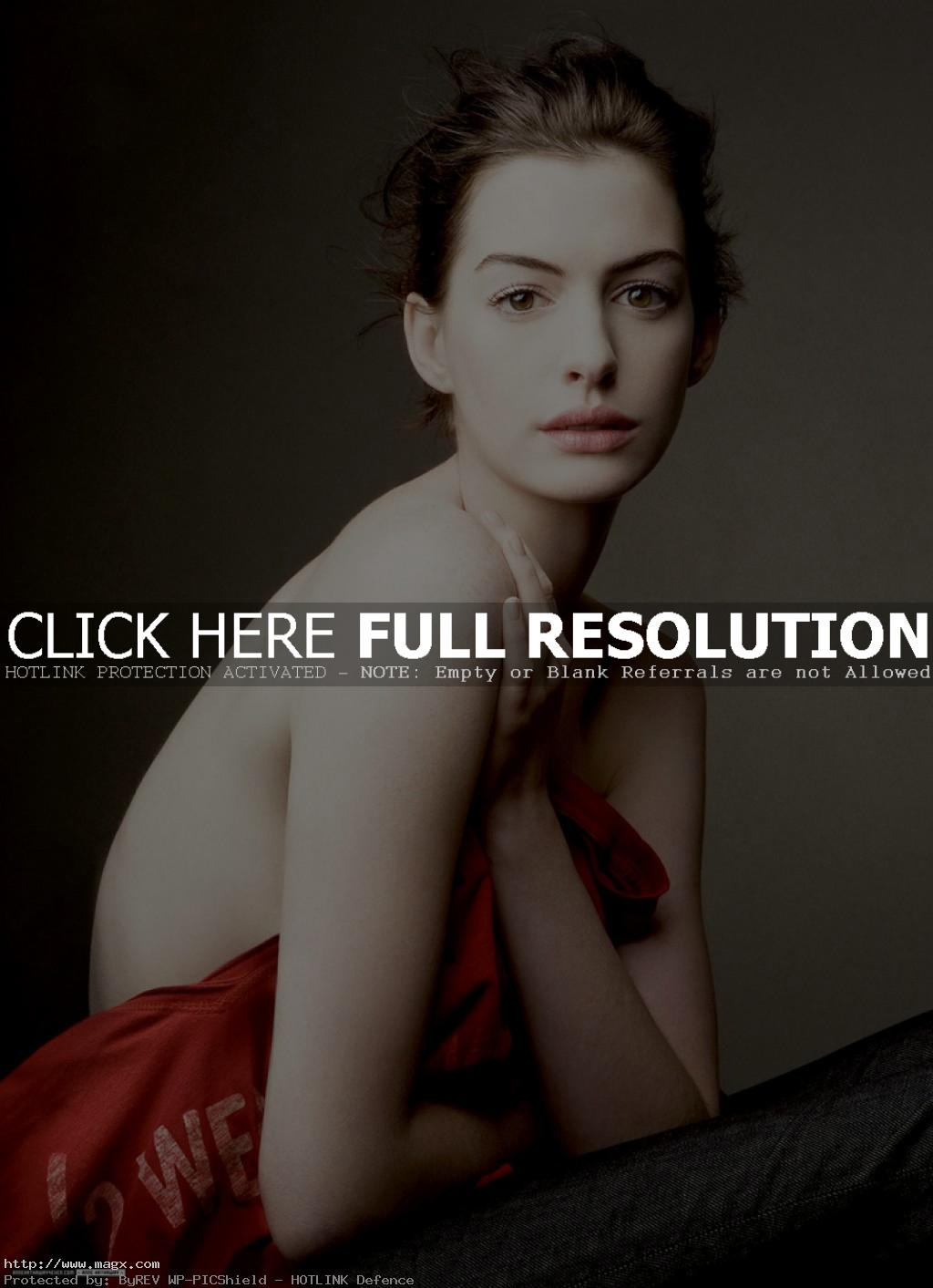 anne hathaway4 Anne Hathaway Biography and Hot Photos
