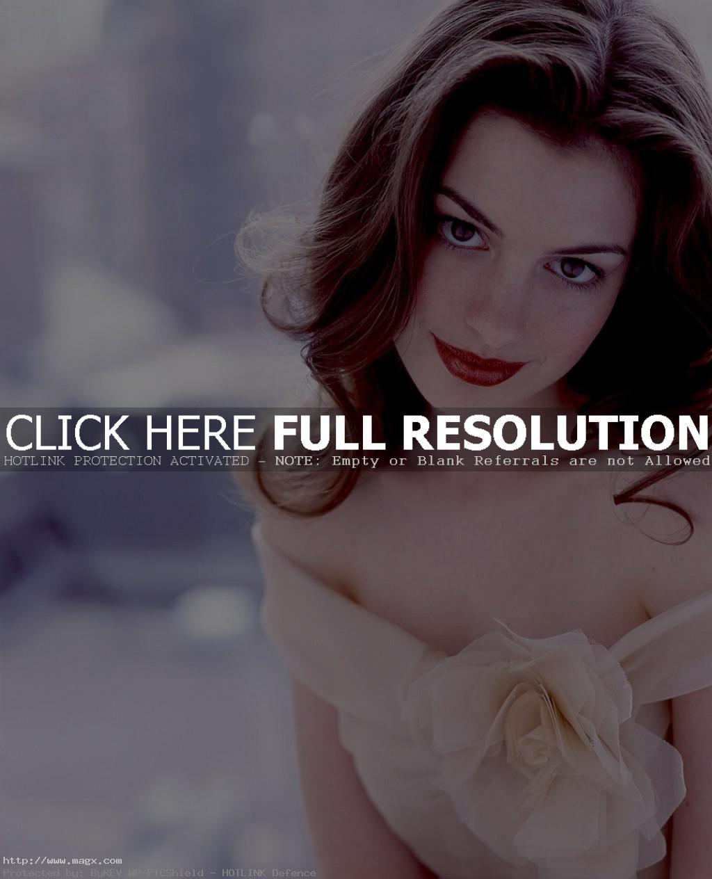 anne hathaway6 Anne Hathaway Biography and Hot Photos