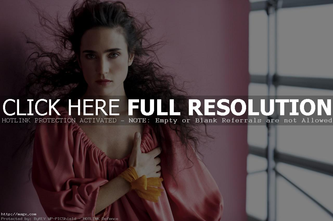 jennifer connelly picture1 The Beautiful Jennifer Connelly Pictures