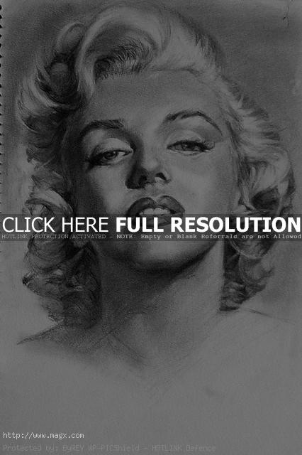 pencil drawings3 Cool Pencil Portrait Drawing