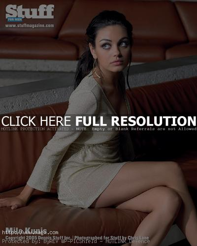 mila kunis10 Mila Kunis Photo Gallery