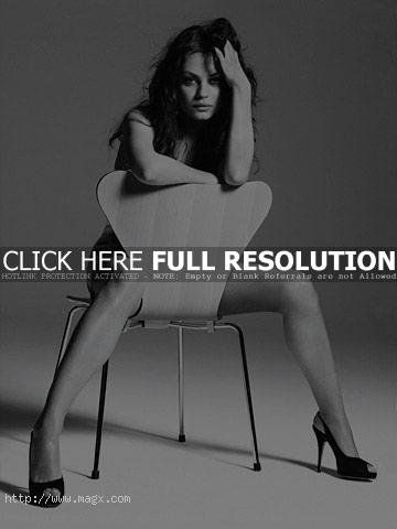 mila kunis2 Mila Kunis Photo Gallery