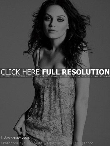 mila kunis4 Mila Kunis Photo Gallery