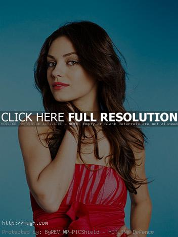 mila kunis7 Mila Kunis Photo Gallery