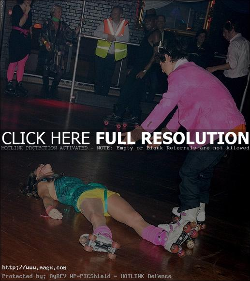 kate middleton4 Next Queen of England at Roller Disco