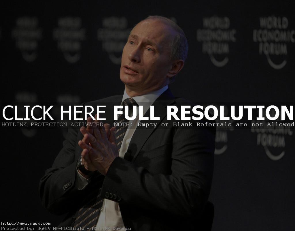 vladimir putin4 The Worlds Most Powerful Man   Vladimir Putin