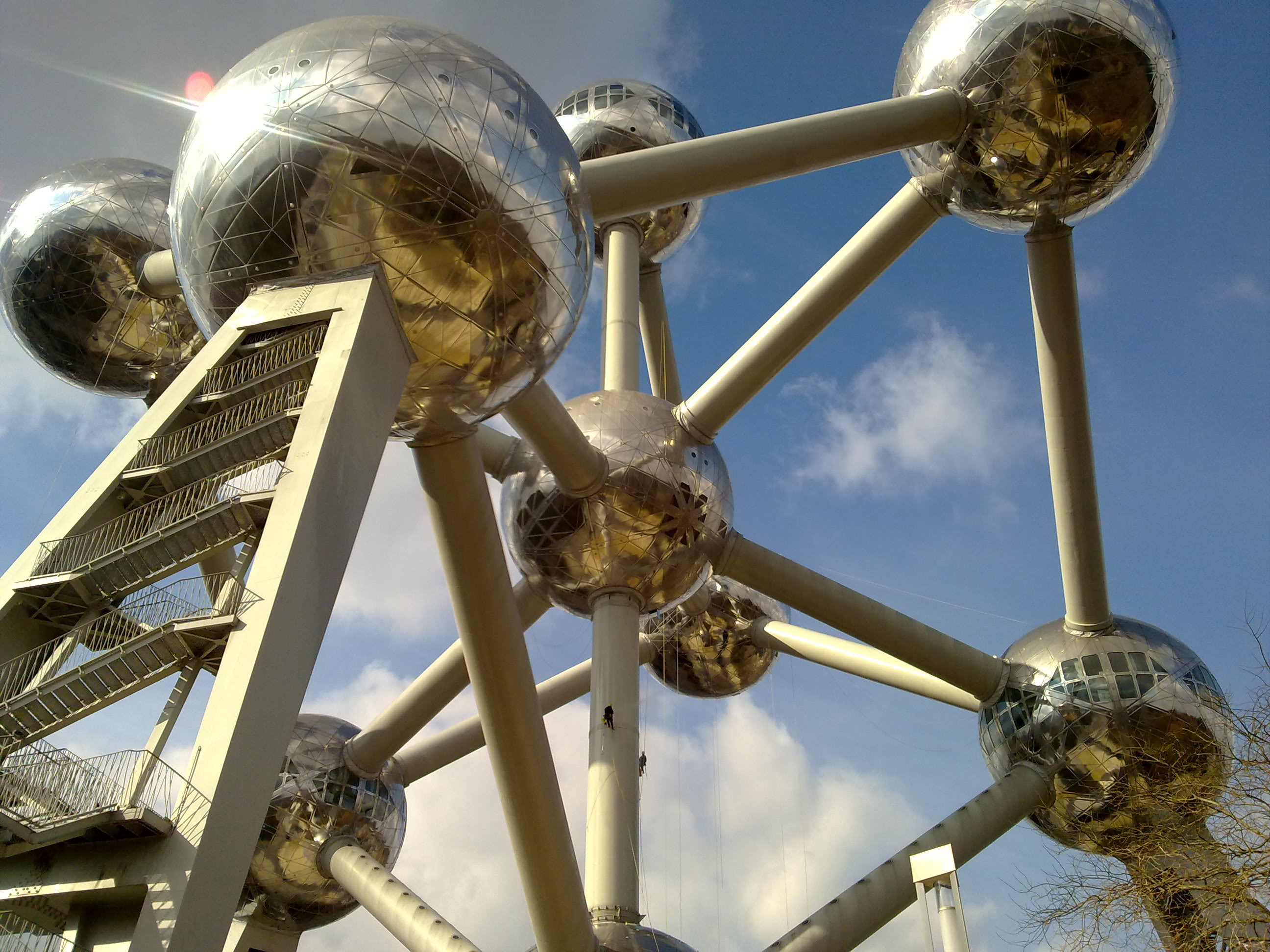 atomium The Atomium   Dominant Building of Brussels
